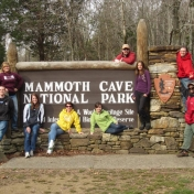 Rec Club trip to Mammoth Cave National Park