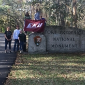 REC 590/790 – Wildlife Tourism & Research -  fort frederica