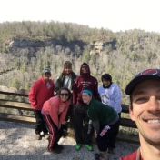 REC 290 at the Red River Gorge