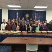 RPA Students - Capital Building - Frankfort