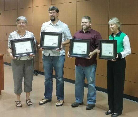 College of Health Sciences Award Winners