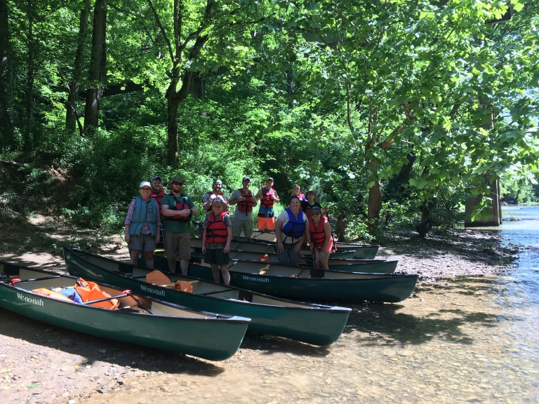 RPA Class River Sweep Trip - Red River Gorge, KY