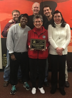 Recreation & Park Administration Outstanding Department Award KRPS Conference