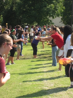 Back To School Water Balloon Bash