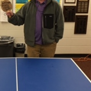 Drew Phillips Ping Pong Champ!